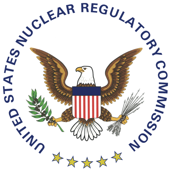 Nuclear Regulatory Commission icon